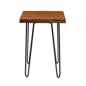 Jofran Natures Edge Chairside Table