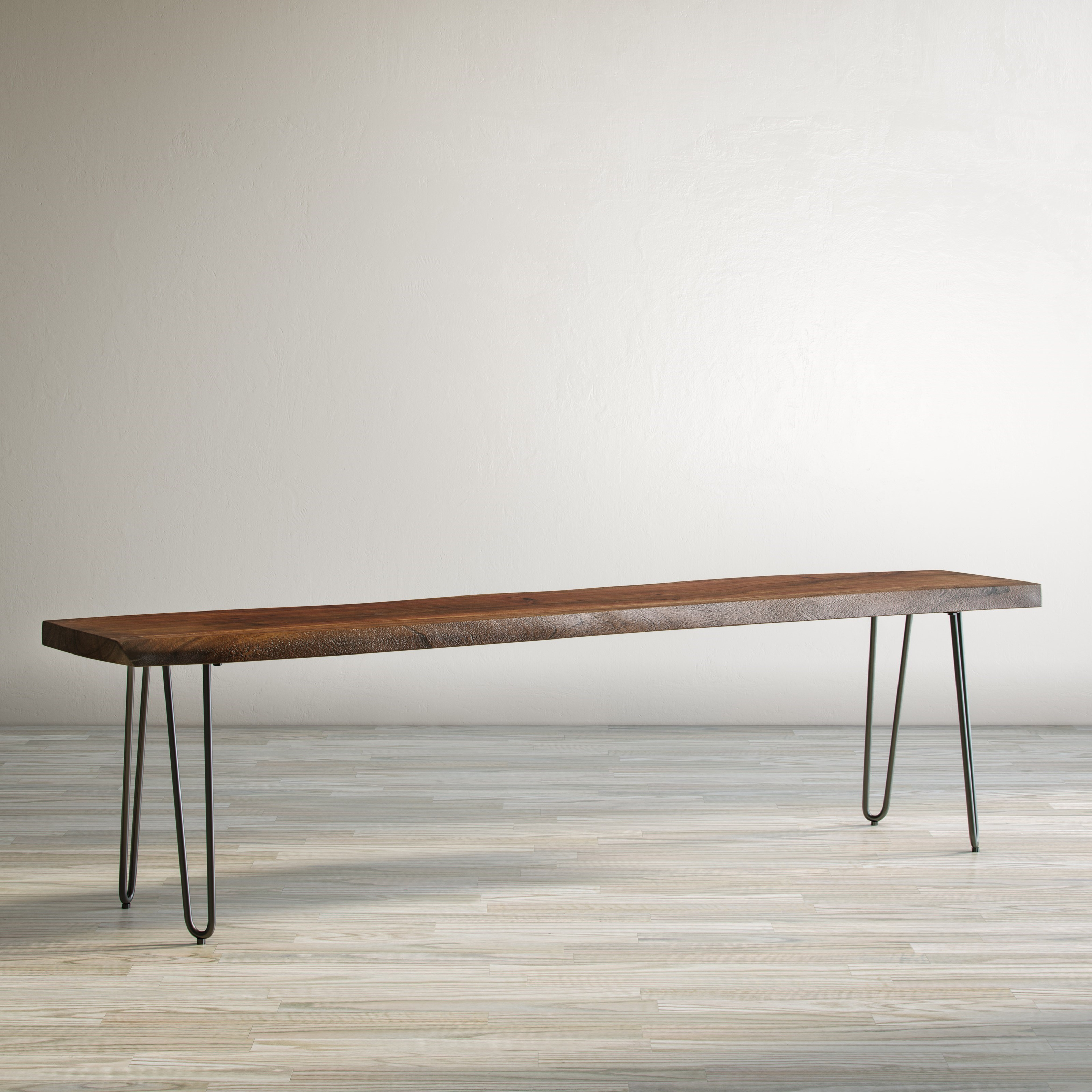 """Nature's Edge 70"""" Dining Bench by Jofran at Stoney Creek Furniture"""