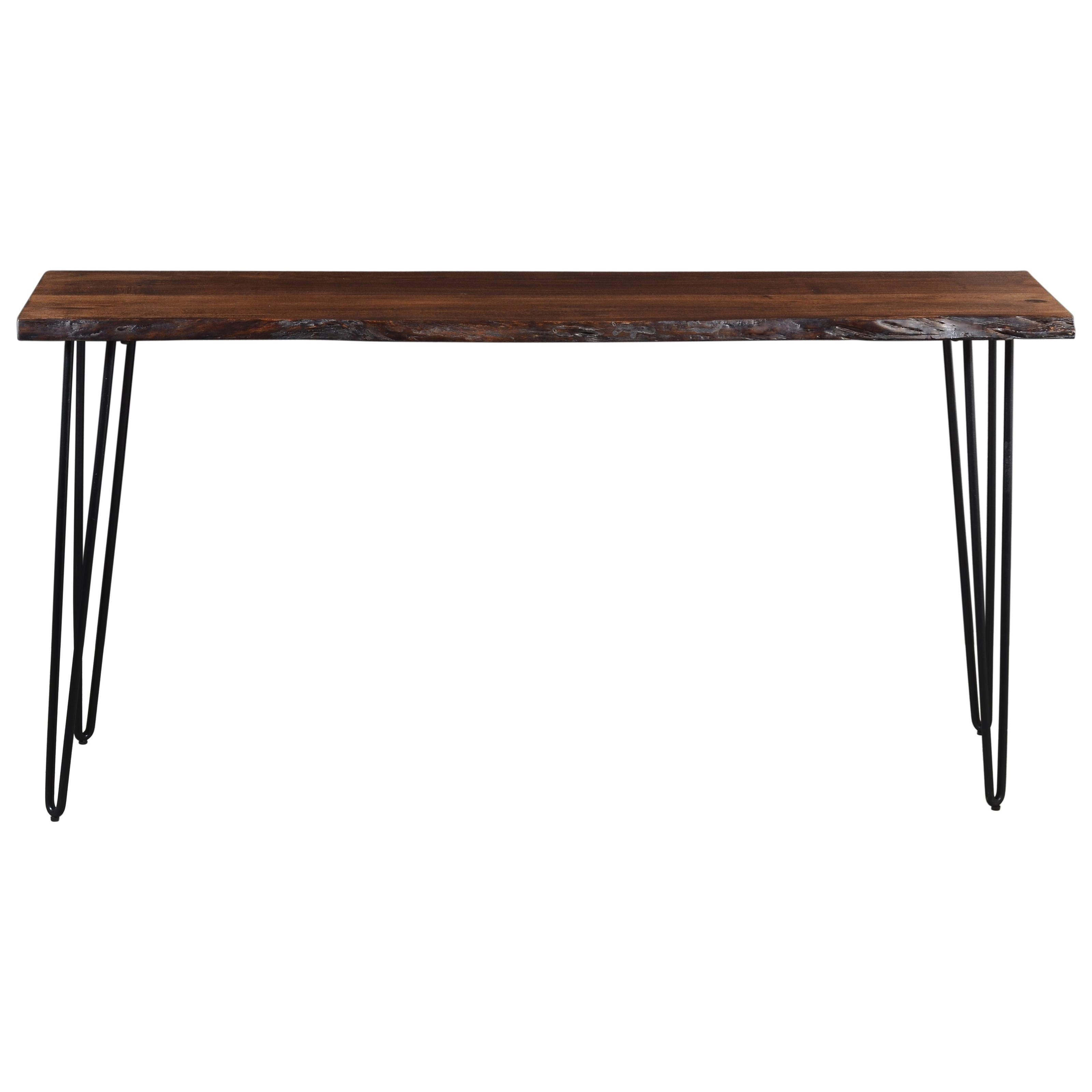 Nature's Edge Sofa Counter Dining Table by Jofran at Stoney Creek Furniture