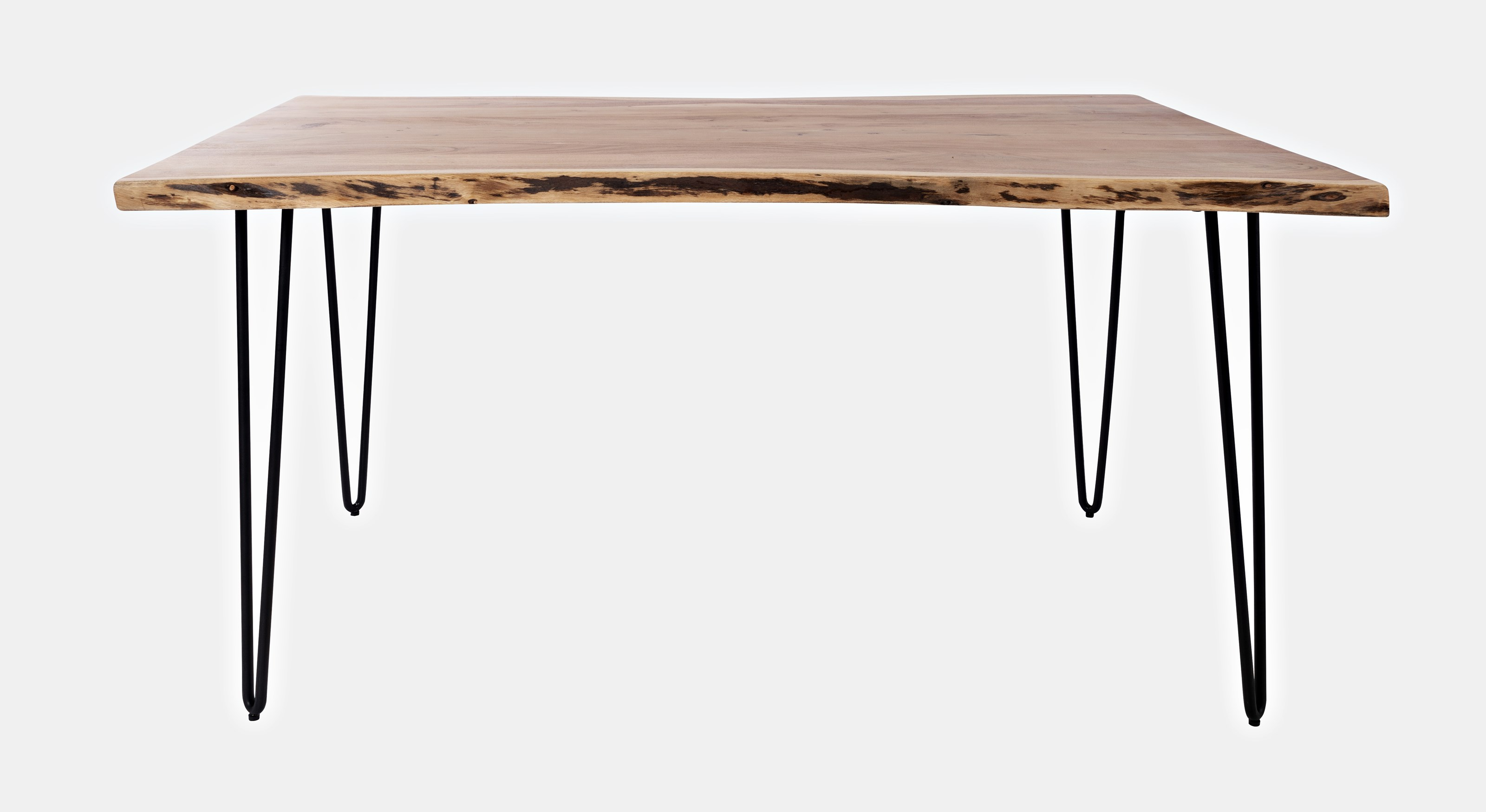 "Nature's Edge Live Edge 60"" Dining Table by Jofran at Jofran"