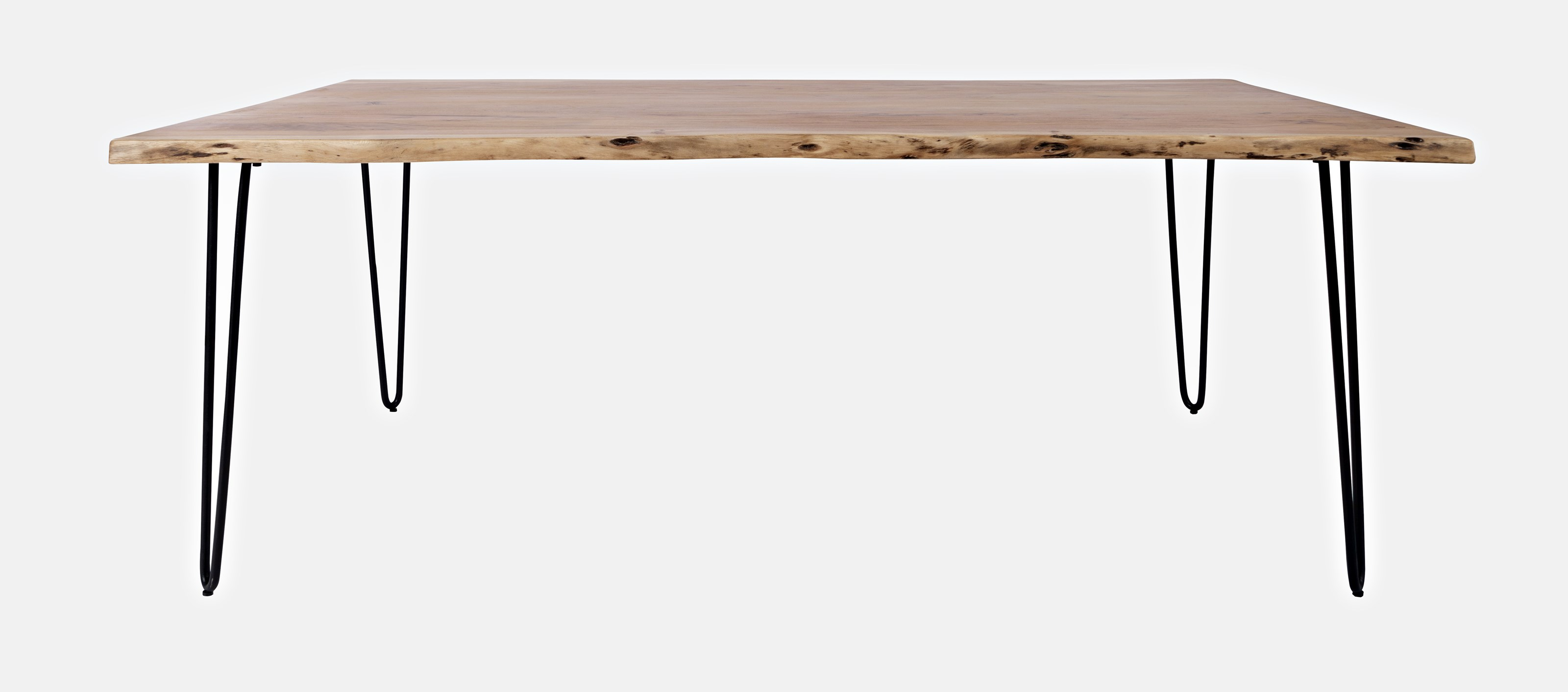 """Live Edge 79"""" Dining Table"""
