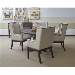 Jofran Pacific Heights Casual Dining Room Group