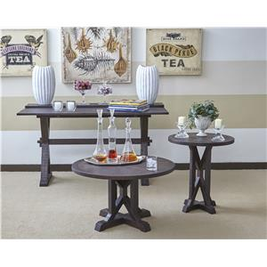 Jofran Pacific Heights Occasional Table Group