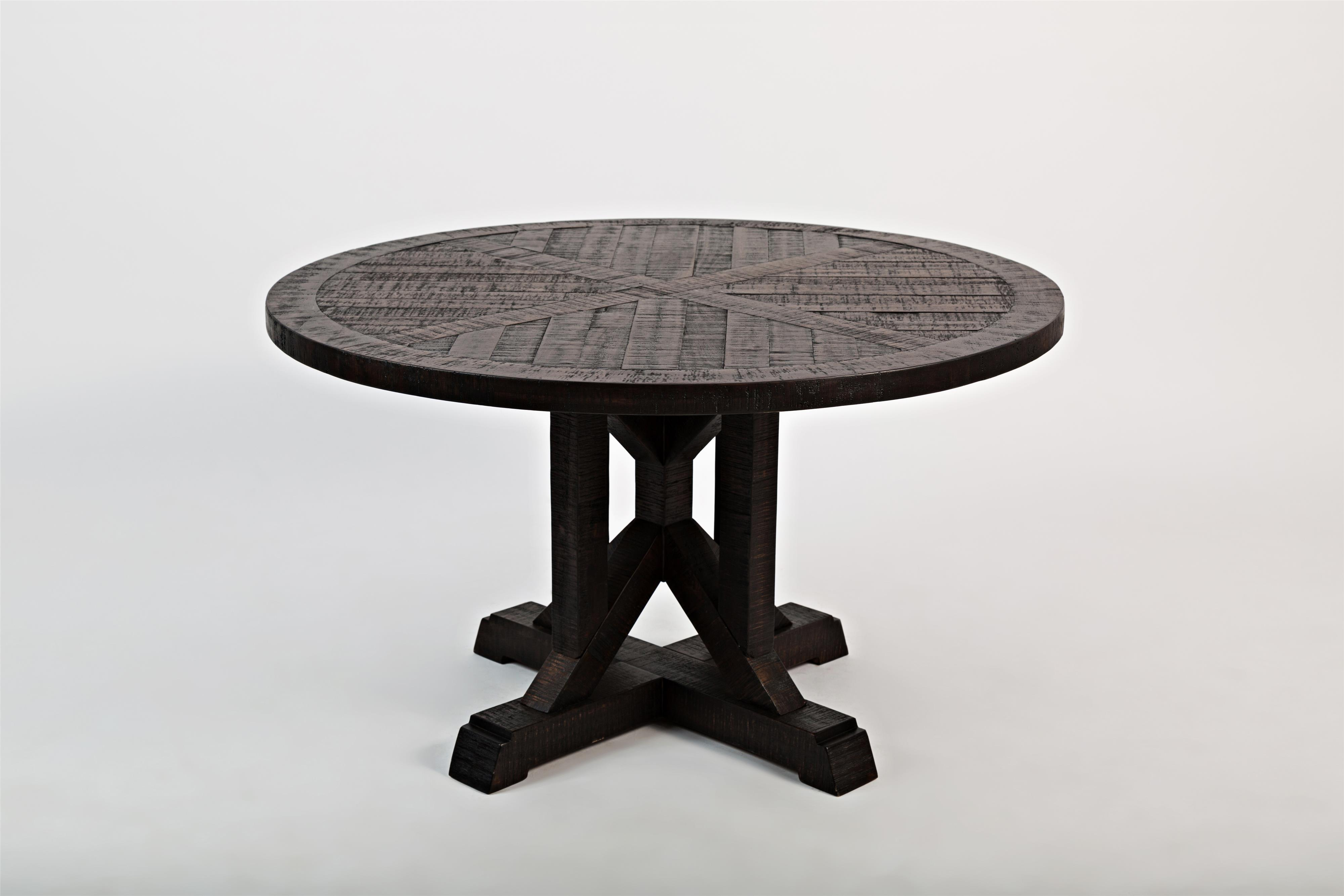 "Jofran Pacific Heights 32"" Round Cocktail Table - Item Number: 1581-1"