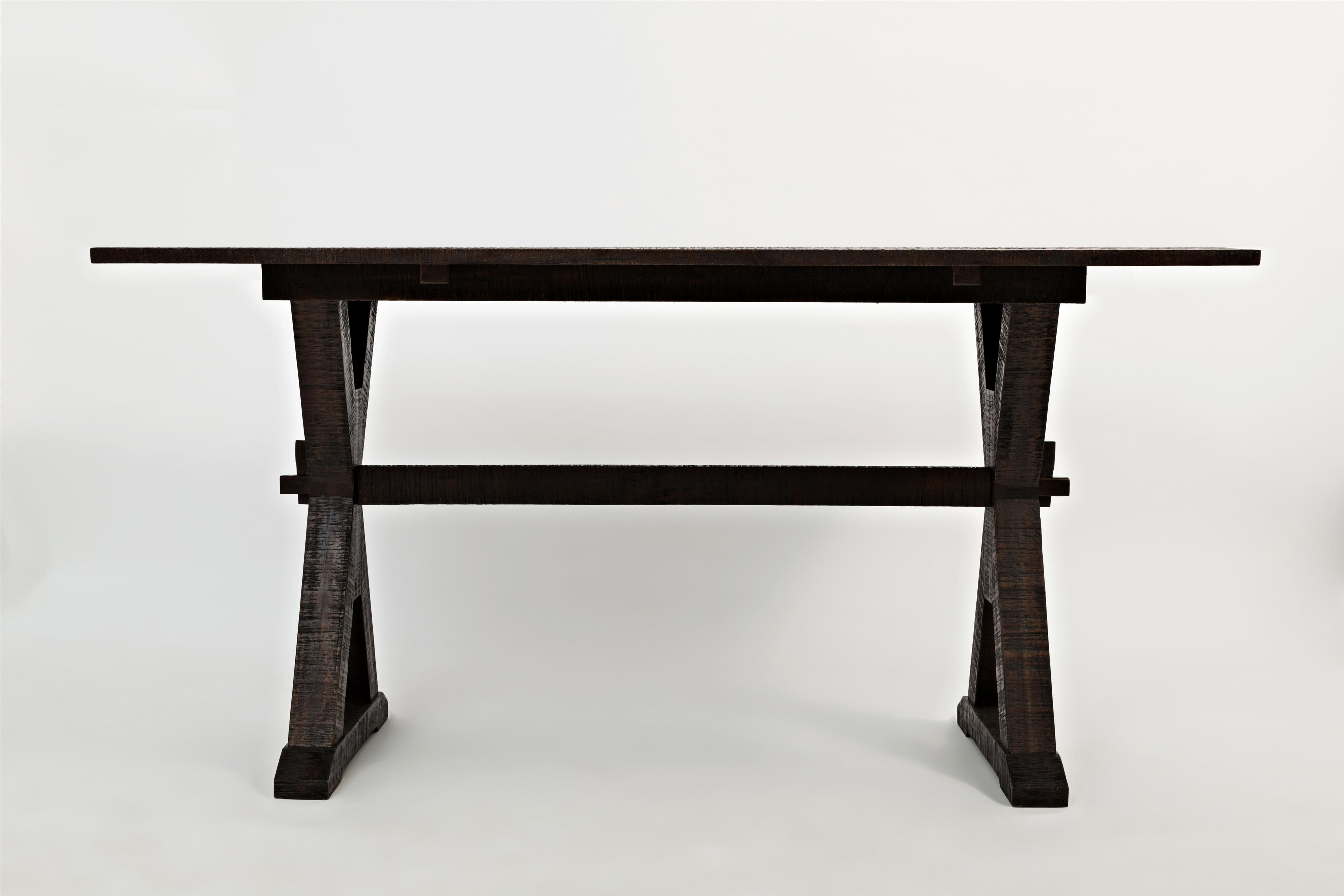 Jofran Pacific Heights Drop Leaf Sofa Table/Desk - Item Number: 1581-4
