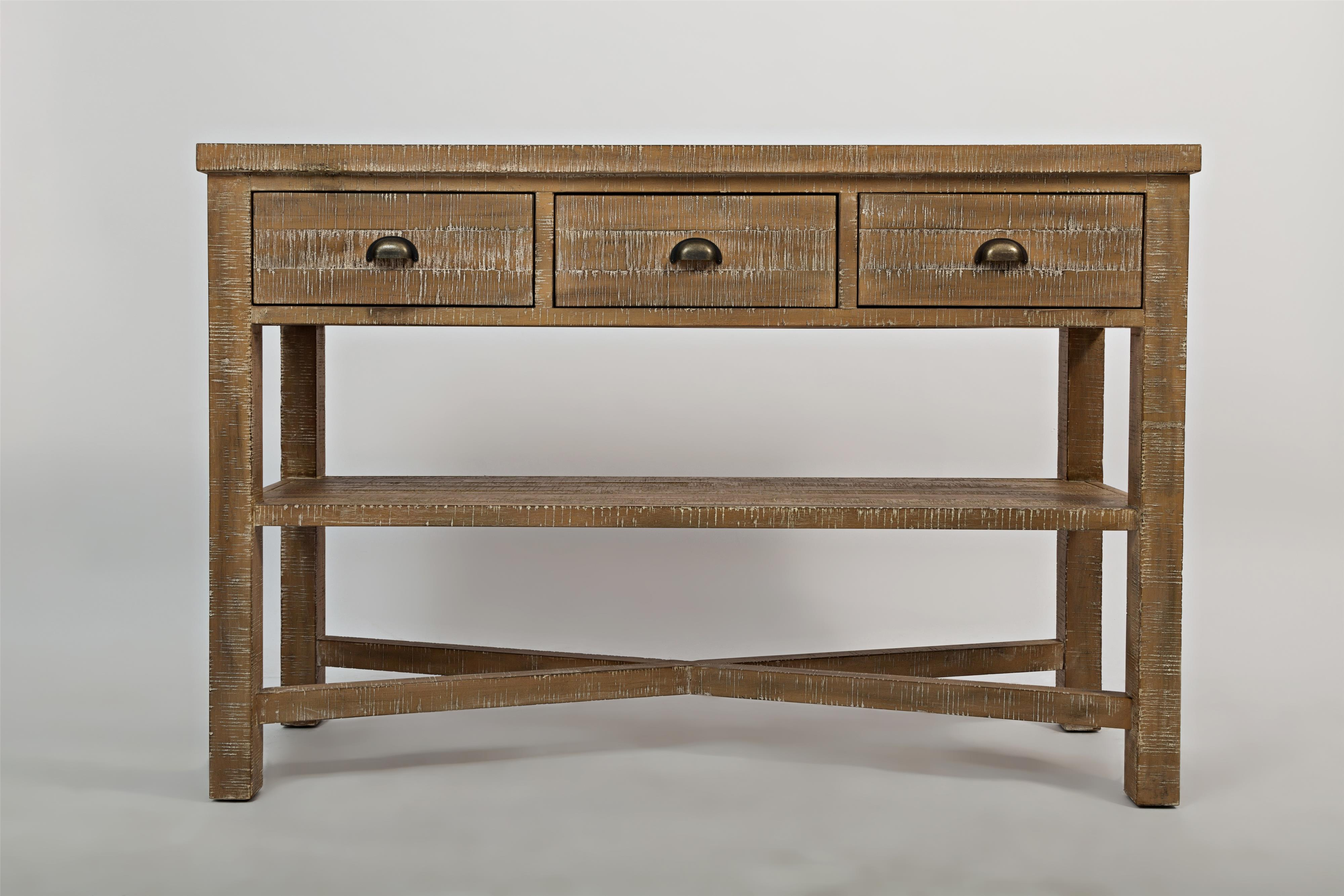 Morris Home Furnishings Pacific Heights Outerbanks 3 Drawer Server - Item Number: 1590-95
