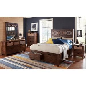 Bedroom Group with Queen Bed