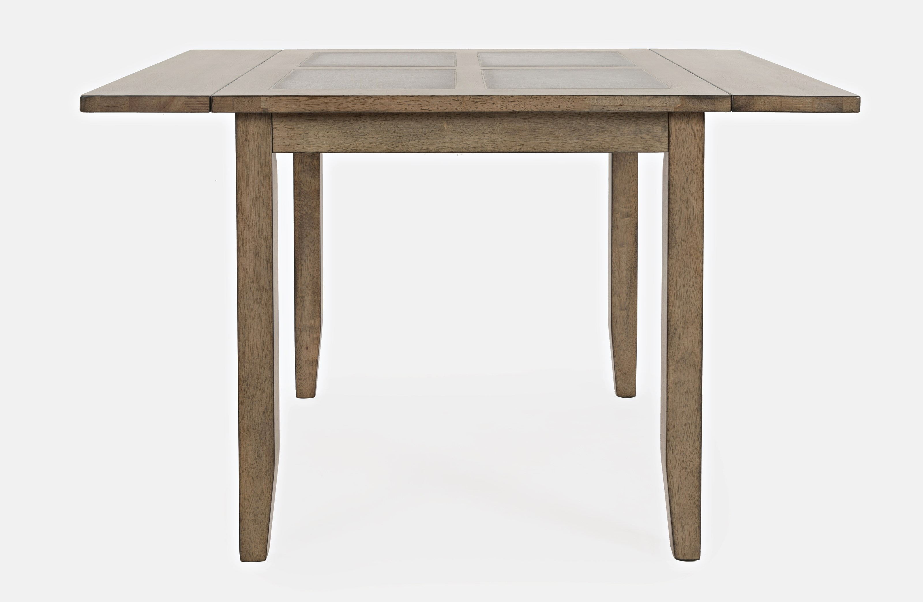 Dropleaf Tile Top Table