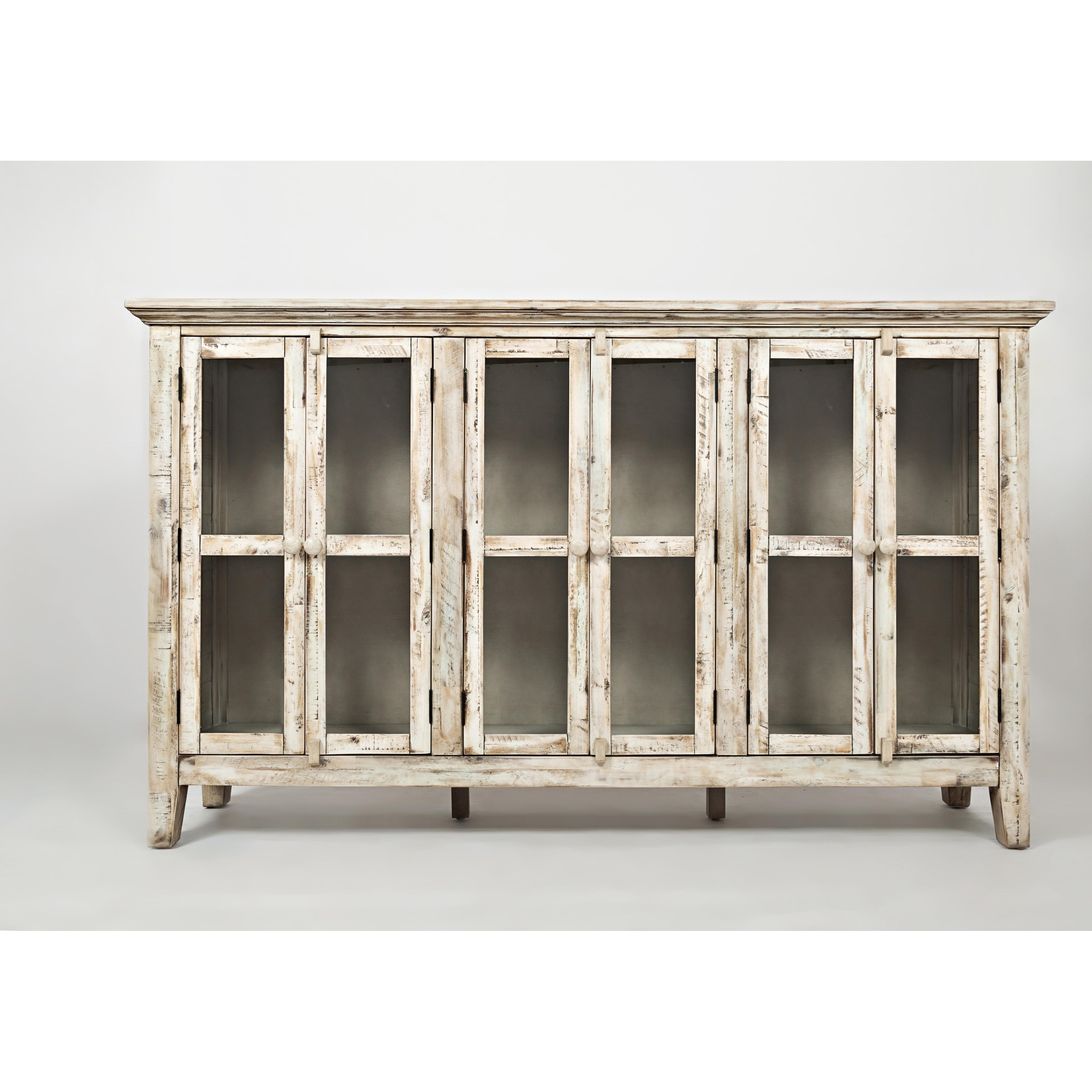 "Rustic Shores 70"" Accent Cabinet by Jofran at Johnny Janosik"