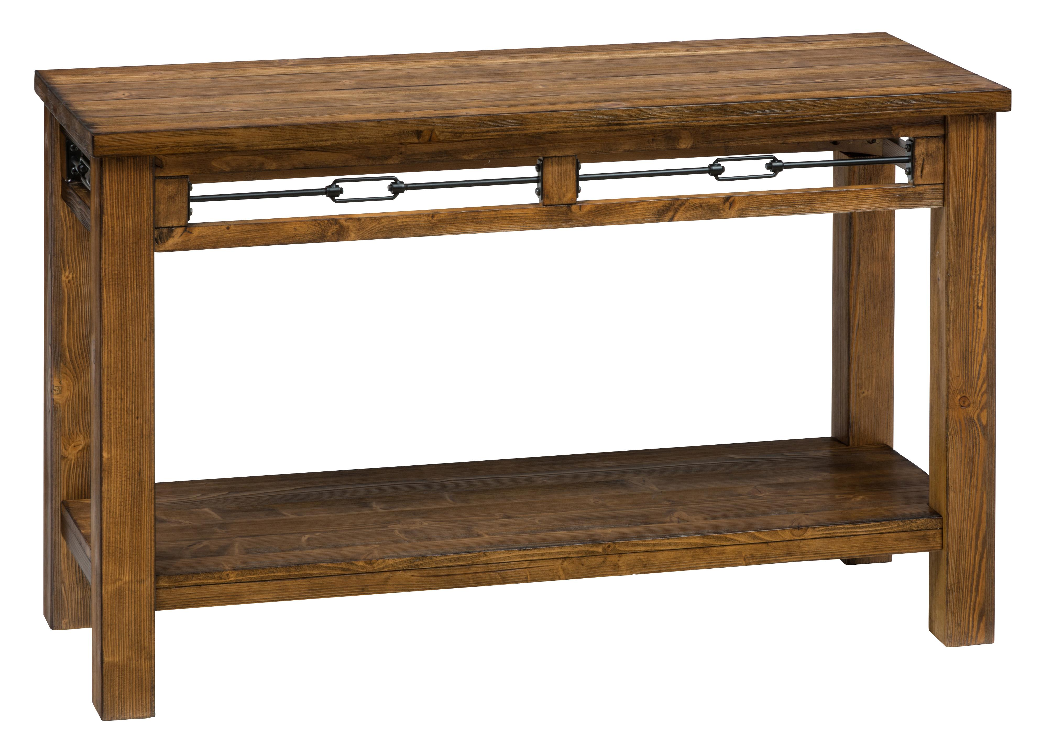 Jofran San Marcos Rectangle Sofa Table Darvin Furniture Sofa Tables Consoles