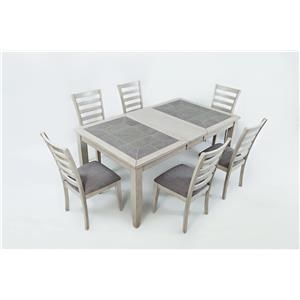 Morris Home Furnishings Stoneridge Stoneridge 5-Piece Dining Set