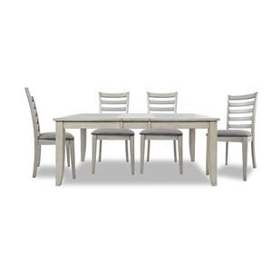 Jofran Sarasota Springs 5 Piece Dining Set
