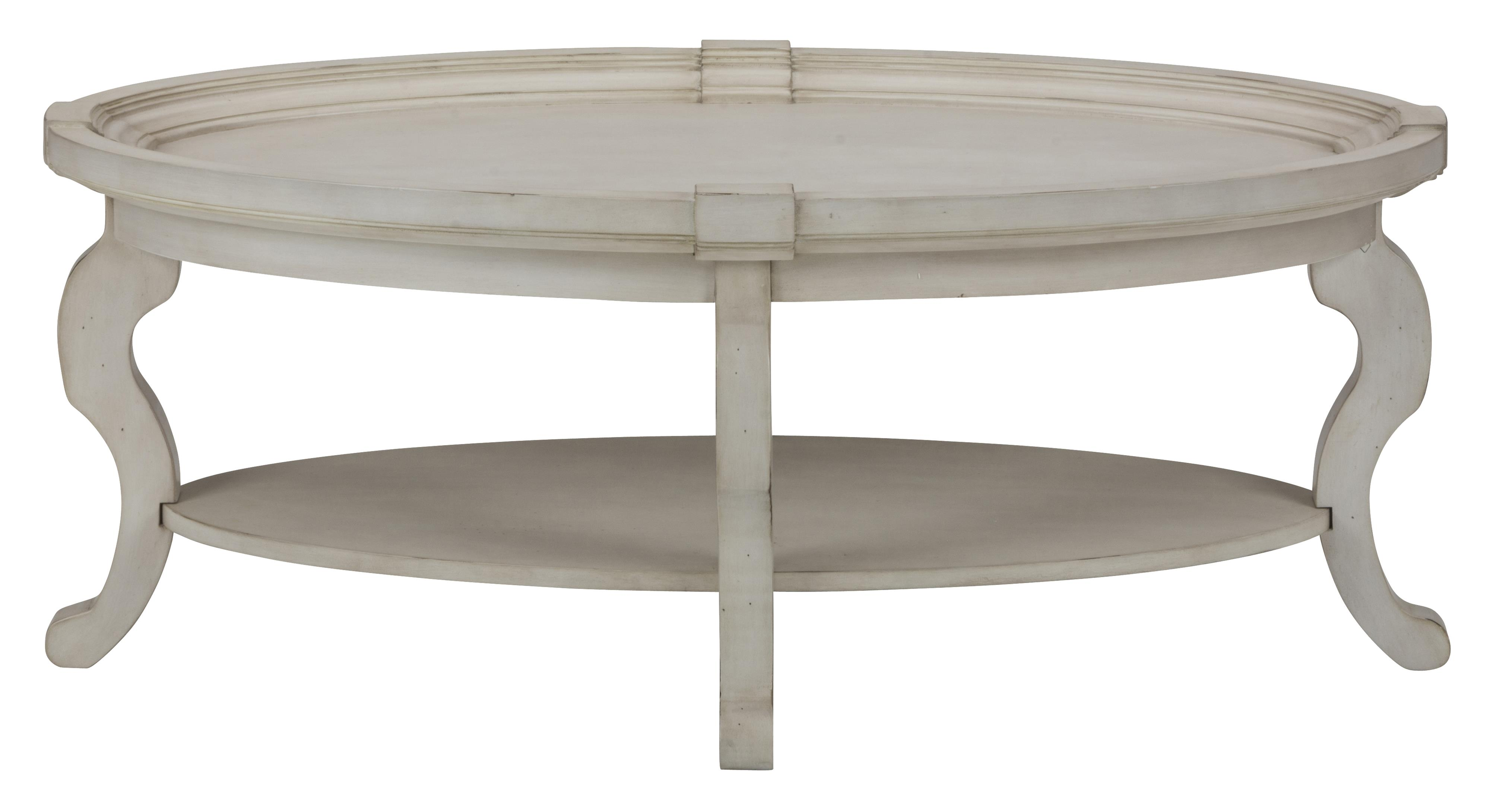 Jofran Sebastian Oval Cocktail Table - Item Number: 540-1