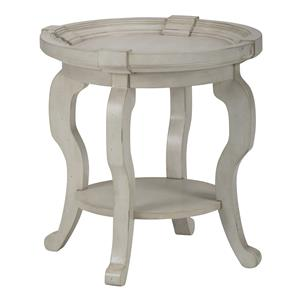 Belfort Essentials Sebastian Round End Table