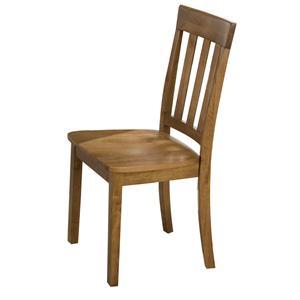 Jofran Simplicity Slat Back Side Chair