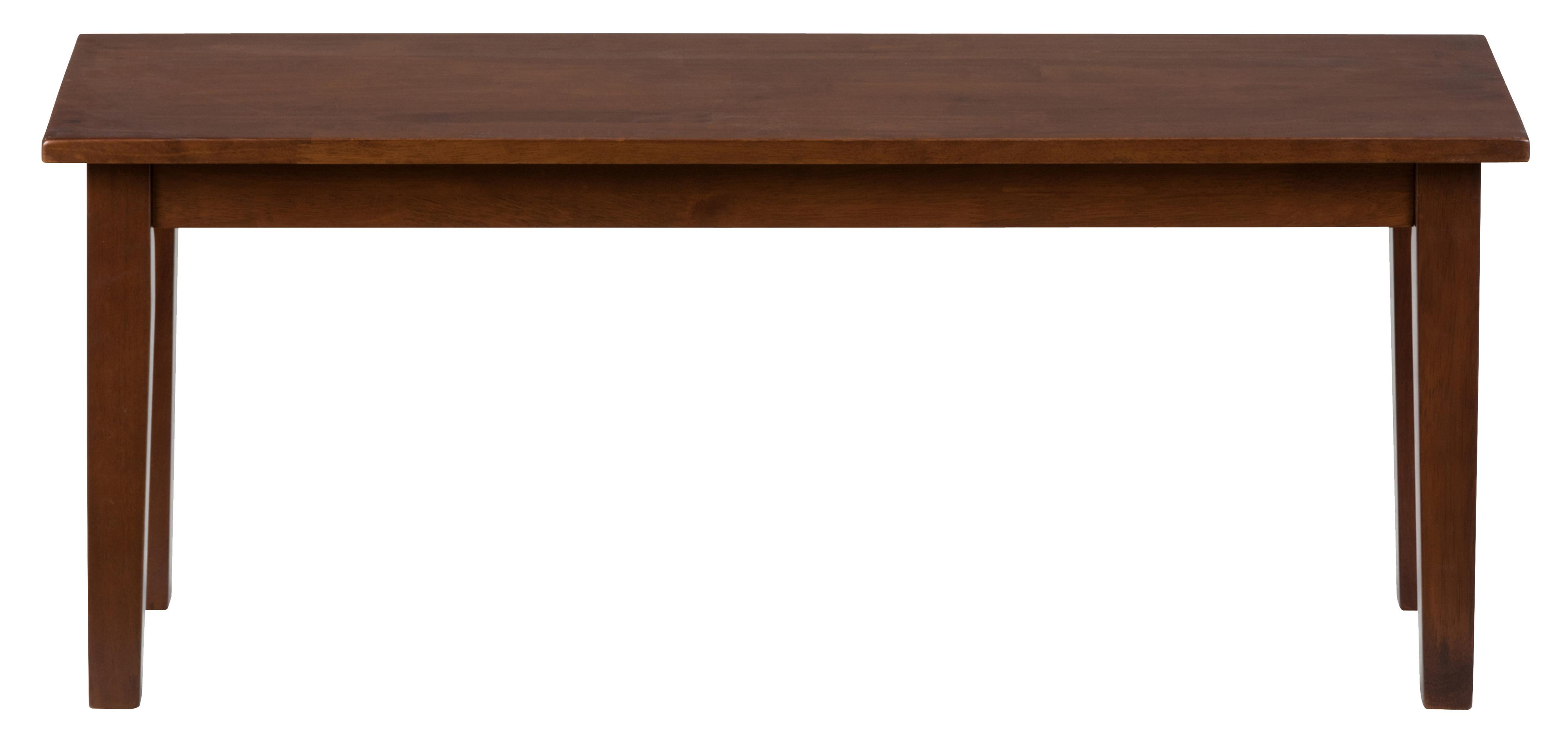 Jofran Simplicity Wooden Bench - Item Number: 452-14KD