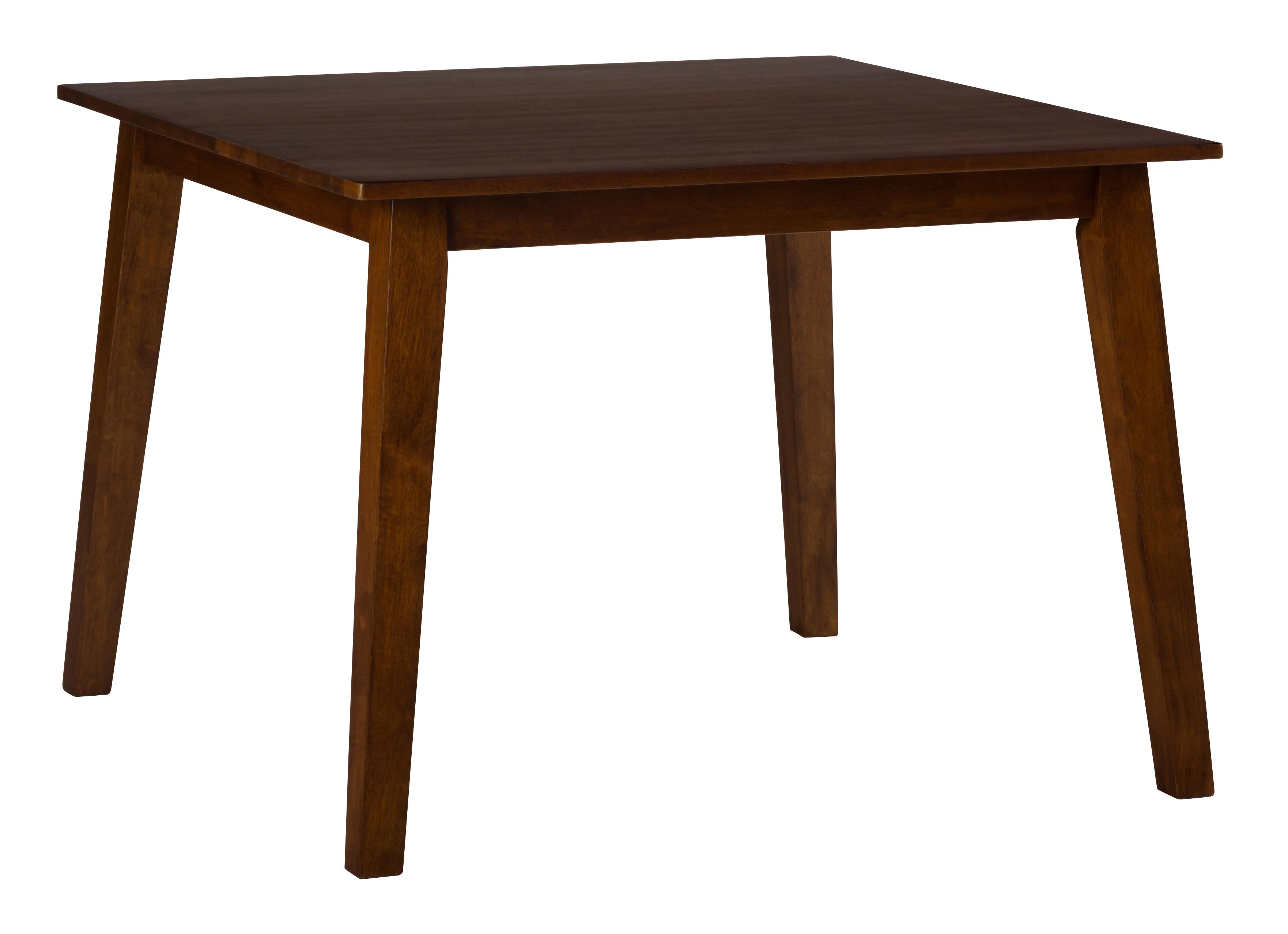 Home Design Outlet Center Hours 3x3x3 Caramel Square Dining Table That Seats 4