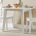 Jofran Simplicity Round Drop Leaf Table - Item Number: 652-28