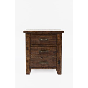 Jofran Sonoma Creek Nightstand