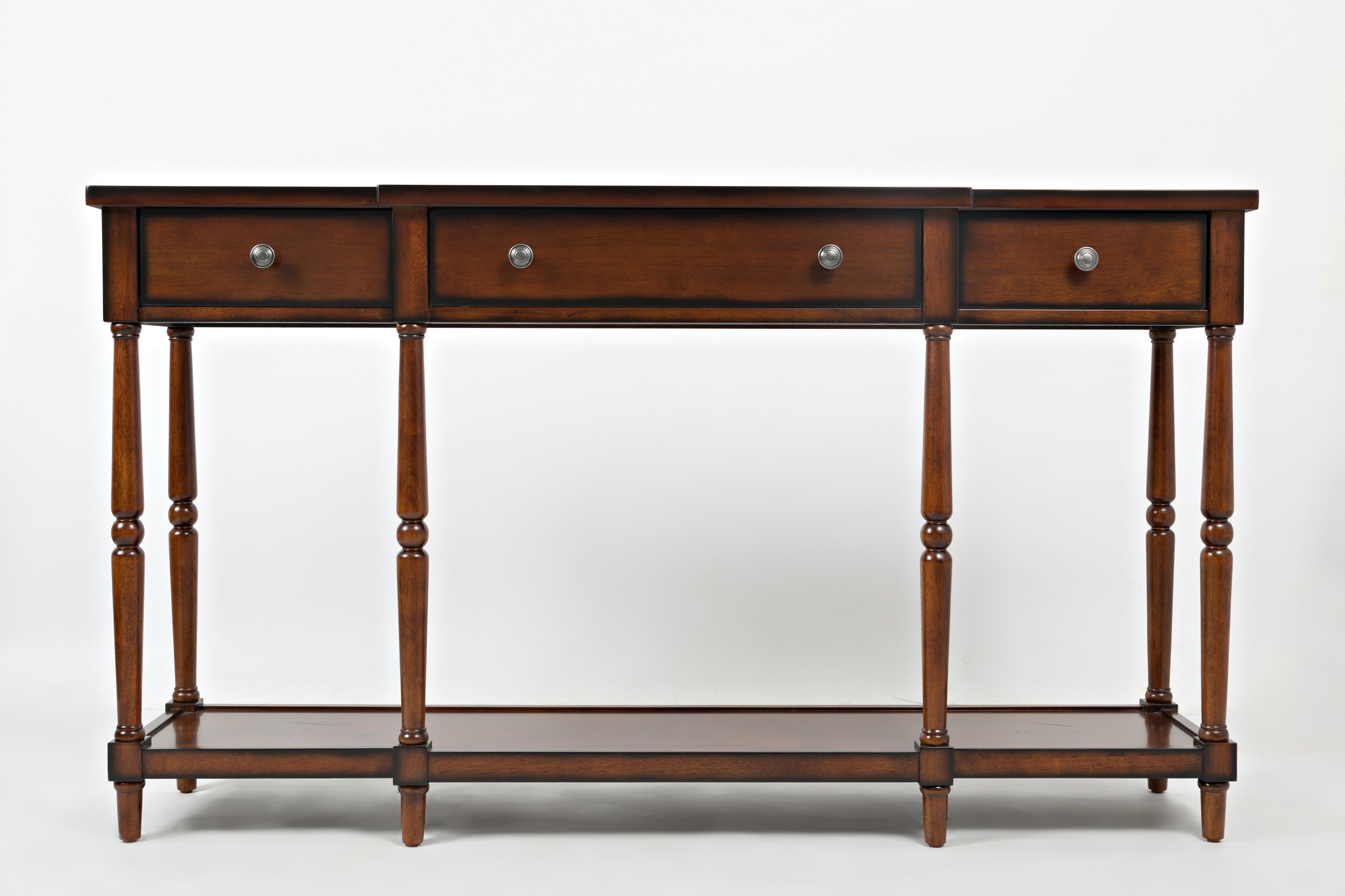 "Jofran Stately Home 60"" Console - Item Number: 1632-60"