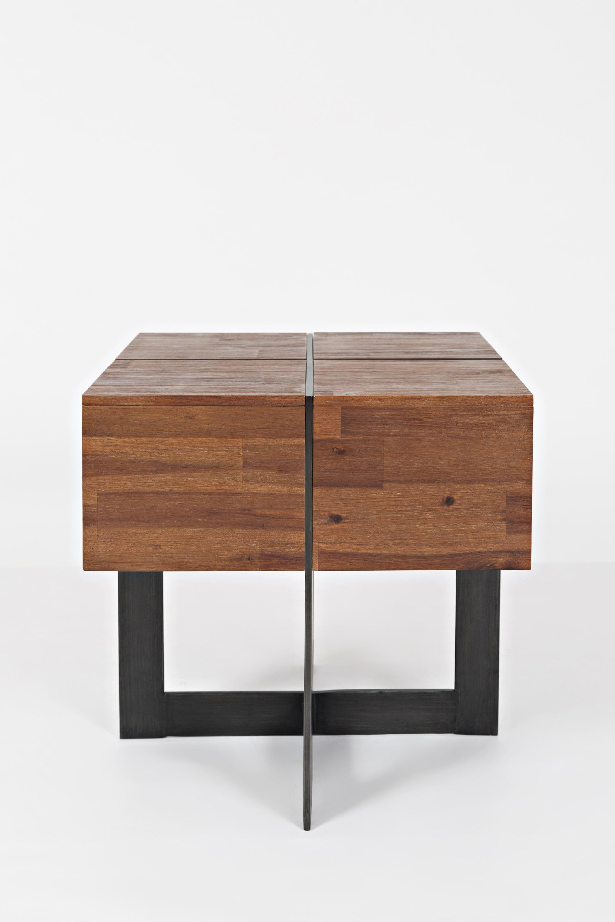 Studio 16 Floating End Table Belfort Furniture
