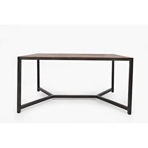 Morris Home Furnishings Sylvan Syracuse Dining Table