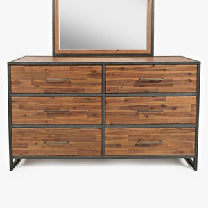 Morris Home Furnishings Sylvan Sylvan Dresser