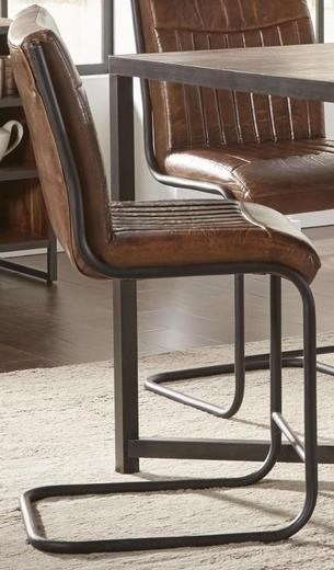 Morris Home Furnishings Sylvan Syracuse Counter Height Leather Stool - Item Number: 208057219