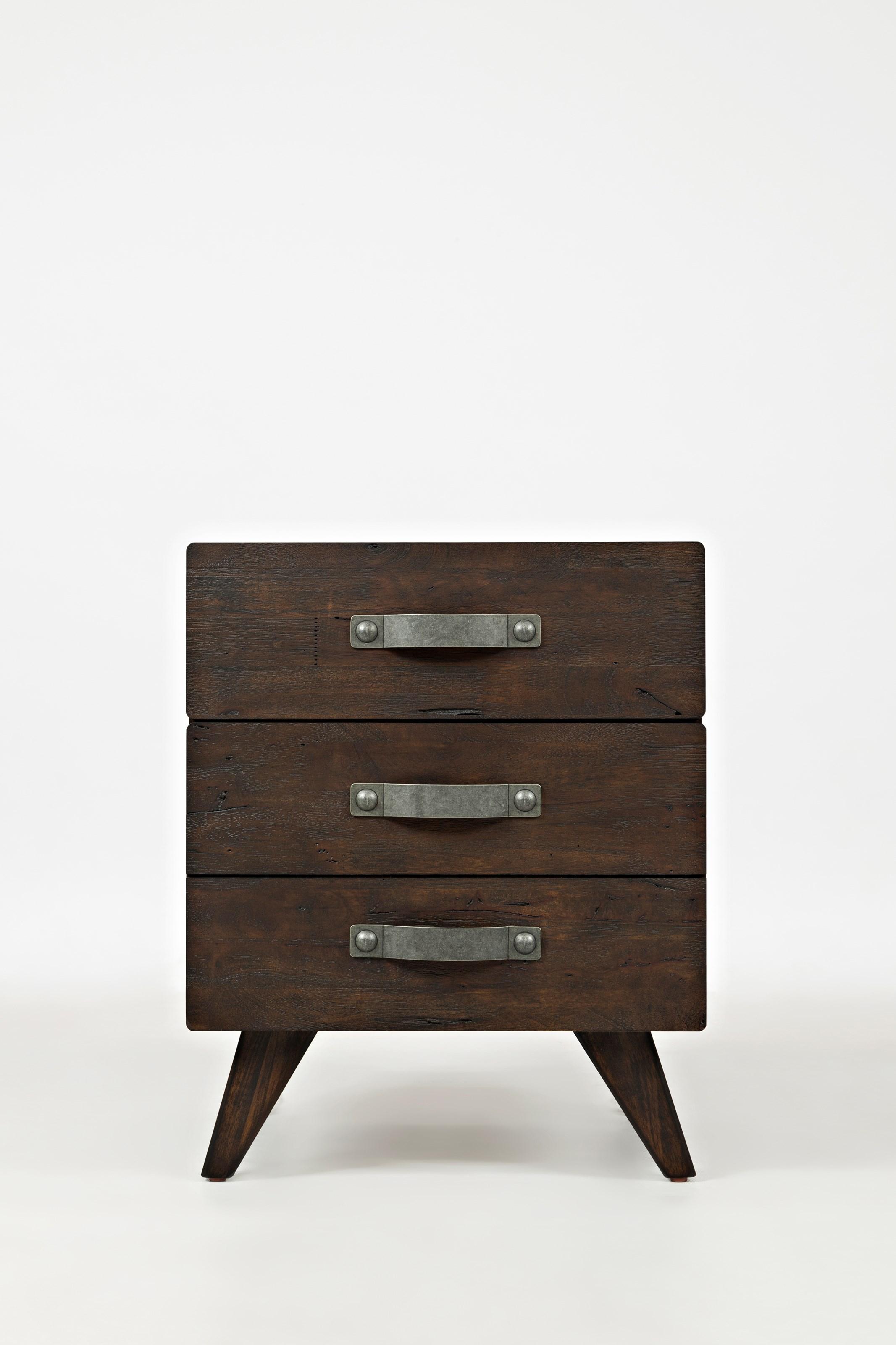 Jofran Sumatra Modern  End Table - Item Number: 1622-3
