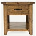 Jofran Telluride  End Table - Item Number: 1800-3