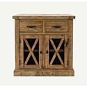 """Jofran Telluride  32"""" Accent Cabinet - Item Number: 1801-32"""