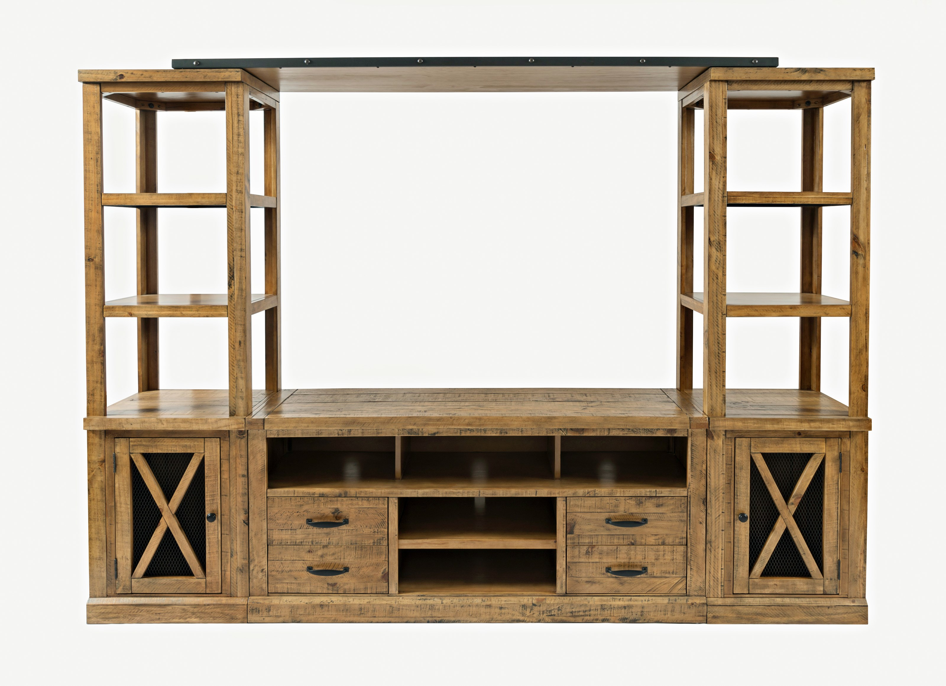 Telluride  Entertainment Center by Jofran at Beck's Furniture