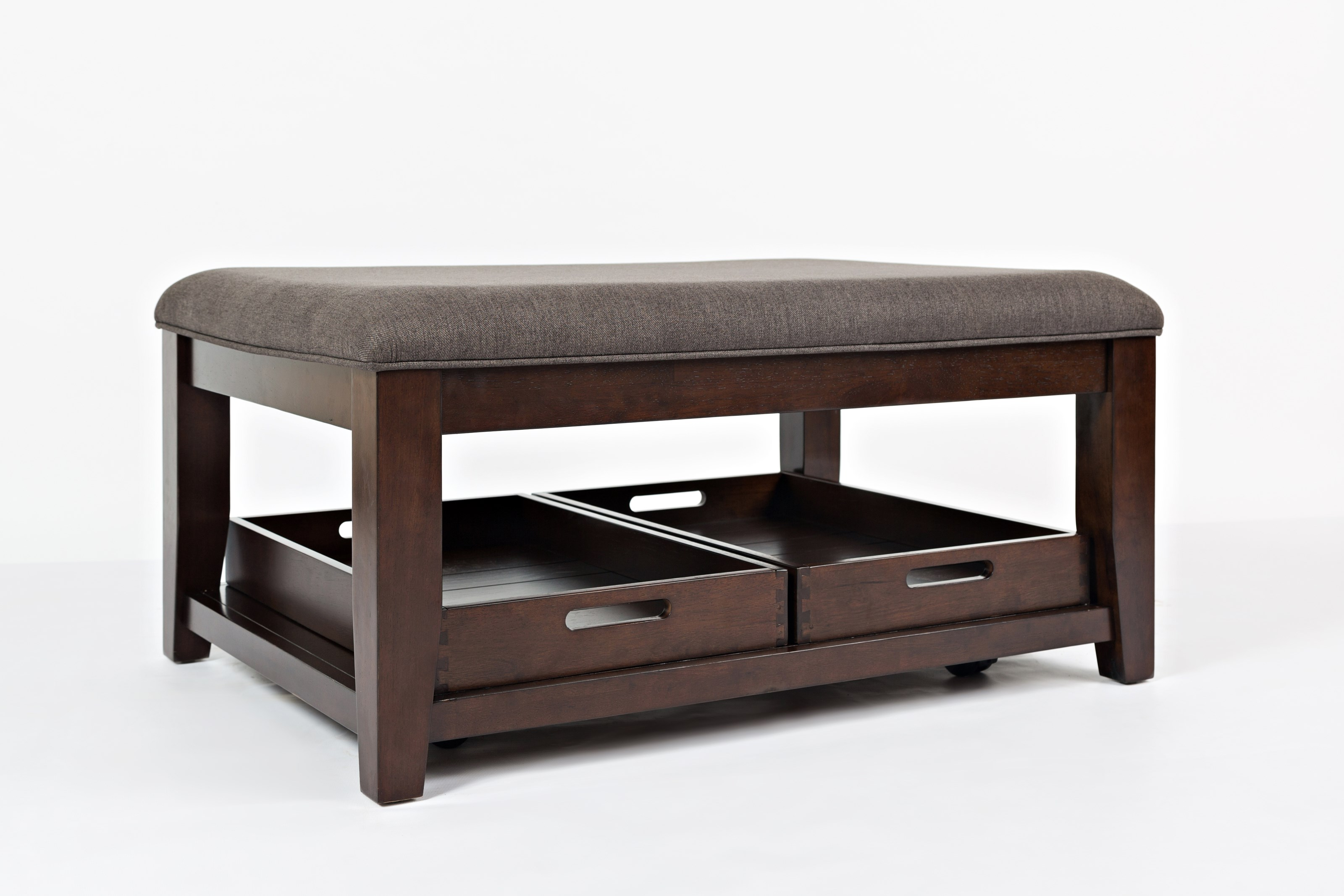 Jofran Twin Cities Ottoman Cocktail Table Value City