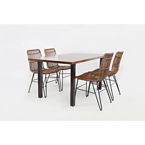 Jofran Urban Dweller Table and Chair Set