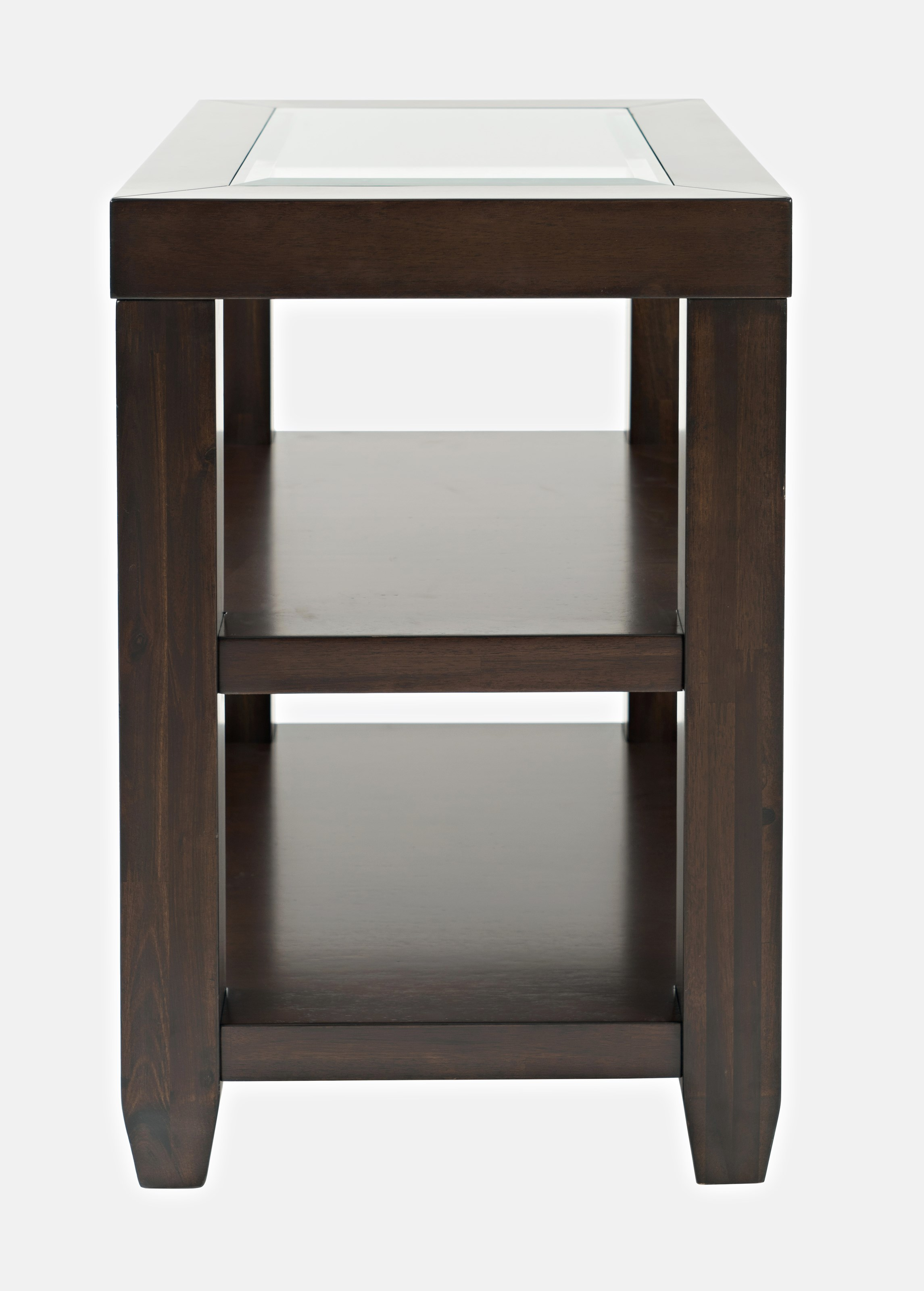 Urban Icon Chairside Table by Jofran at Jofran