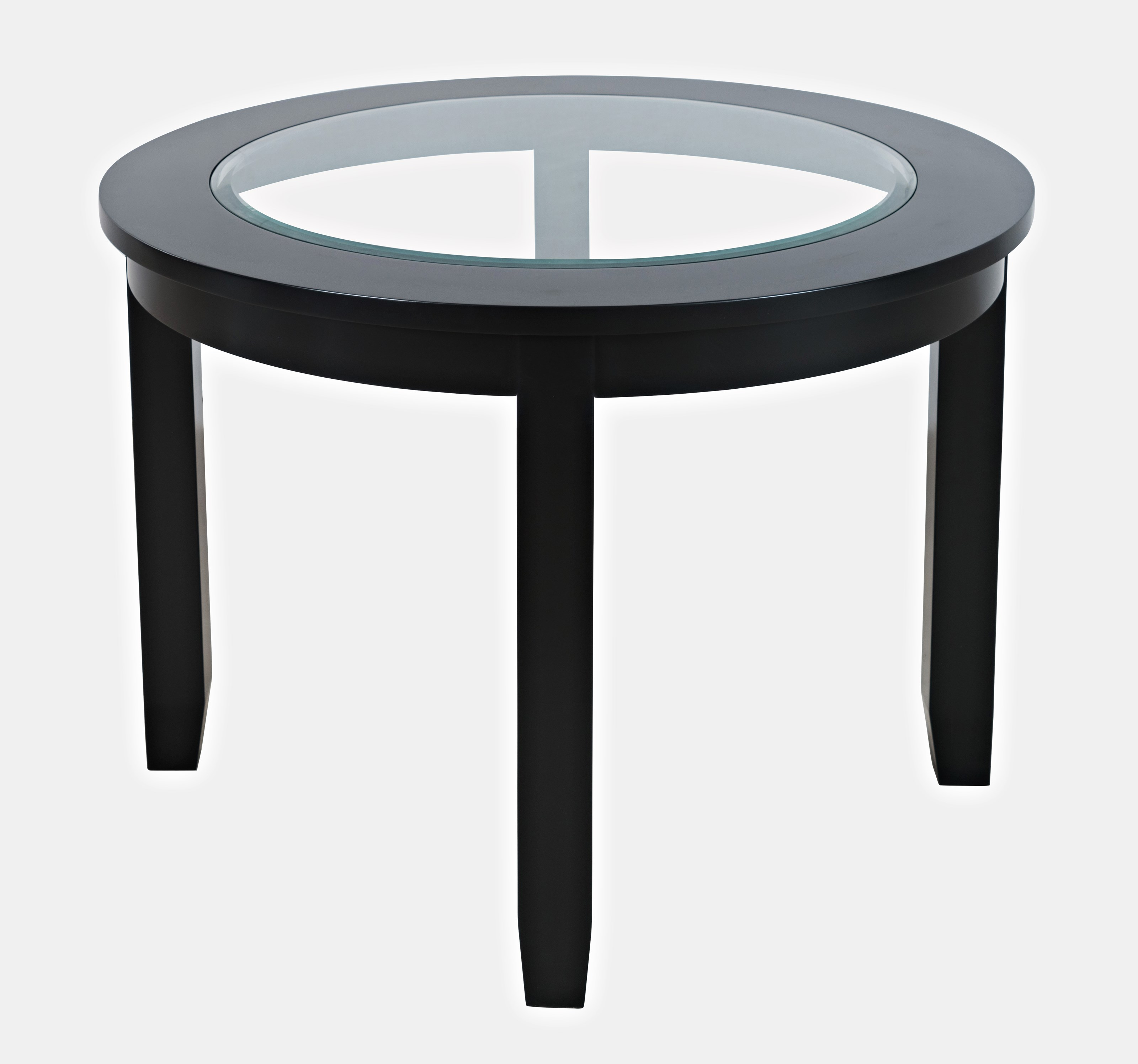 "Urban Icon 42"" Round Dining Table by Jofran at Jofran"