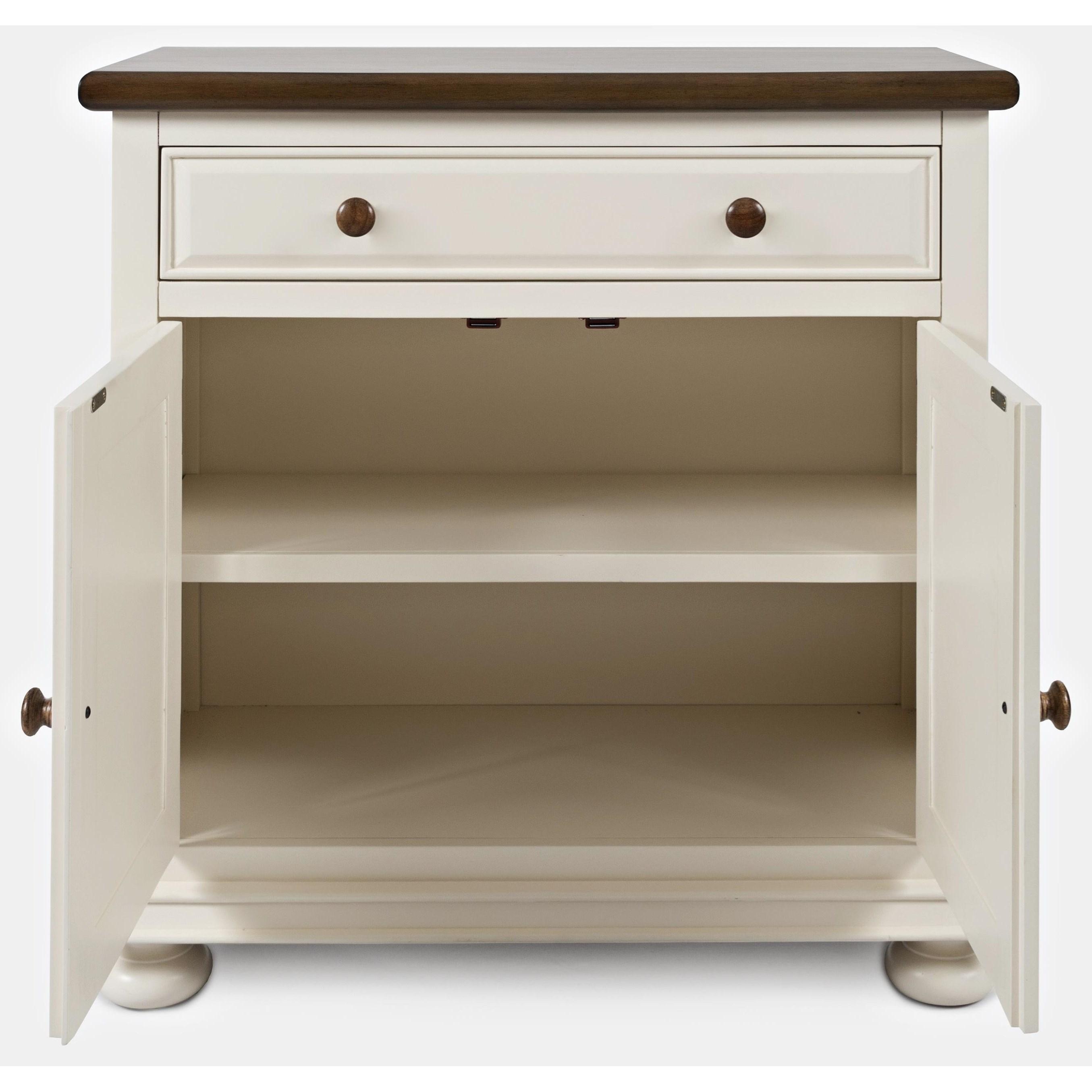 Jofran Vineyard Haven Accent Chest Van Hill Furniture