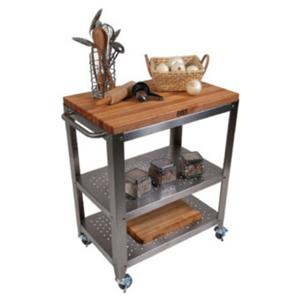 john boos kitchen carts and islands kitchen cart with removable cutting board top dinette depot dining kitchen island - Kitchen Carts