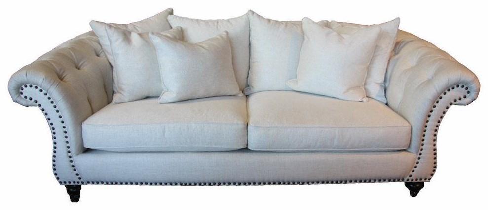 Down Tufted Sofa
