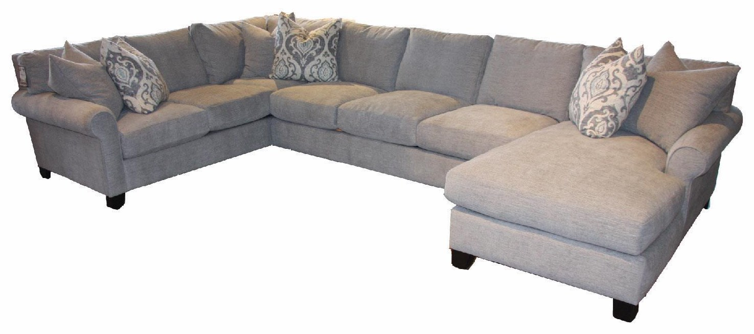 3 PC Chaise Sectional