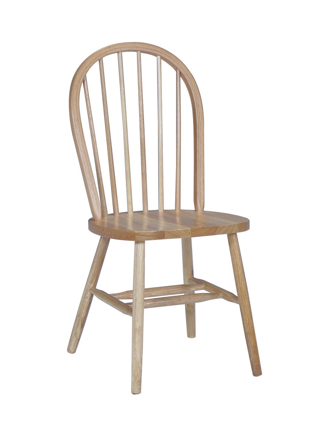 John Thomas Dining Essentials Windsor Dining Side Chair - Item Number: C01-112