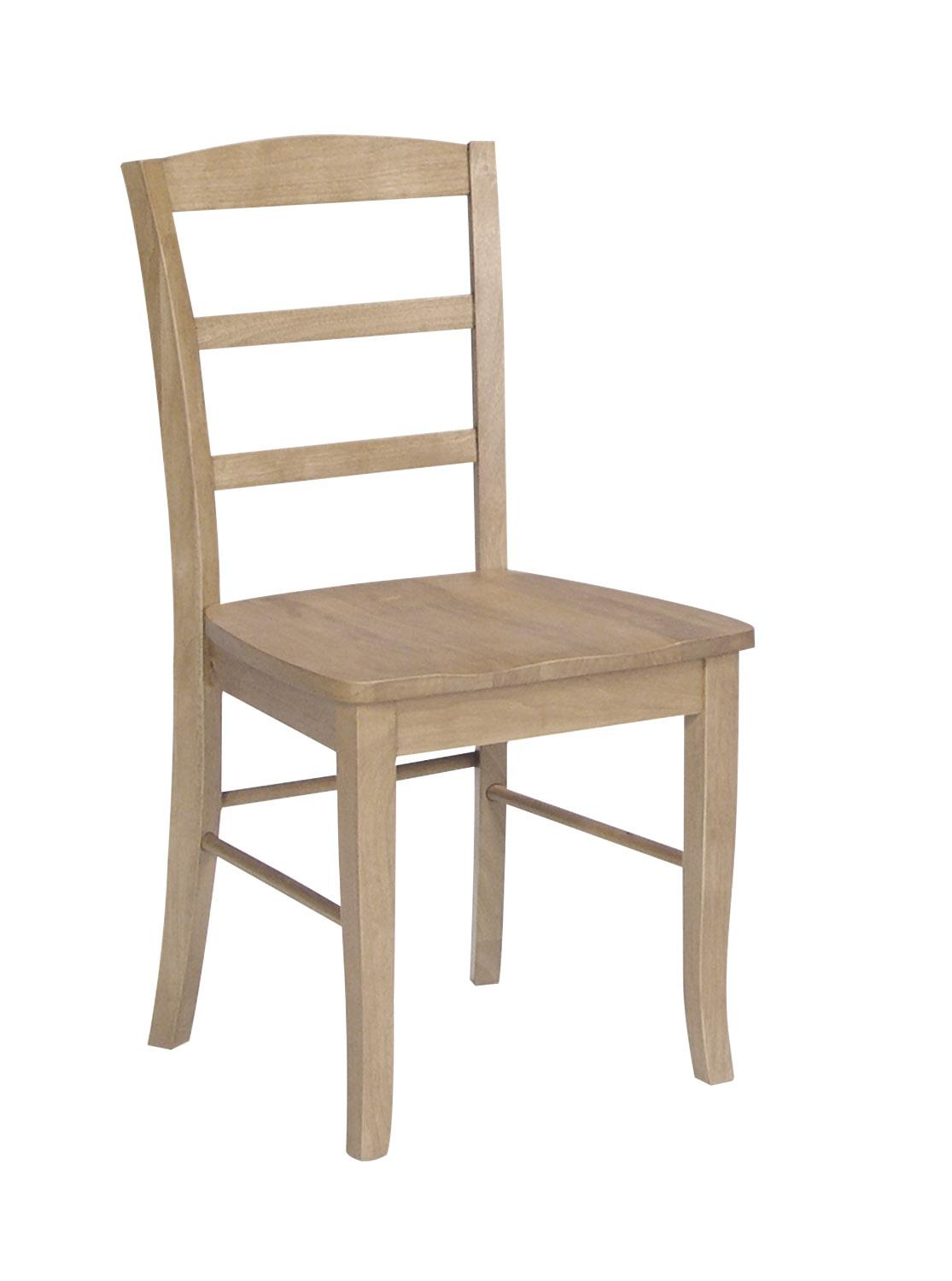 John Thomas Dining Essentials Ladderback Side Chair - Item Number: C01-2