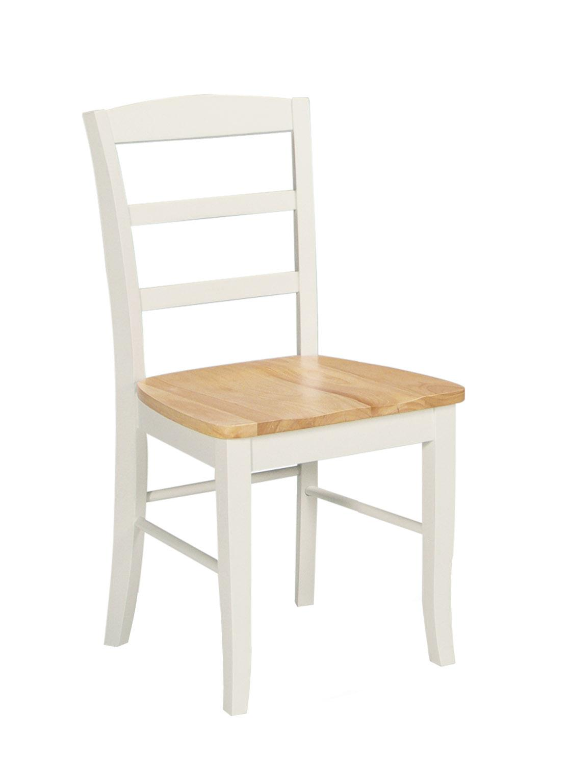 John Thomas Dining Essentials Ladderback Side Chair - Item Number: C02-2