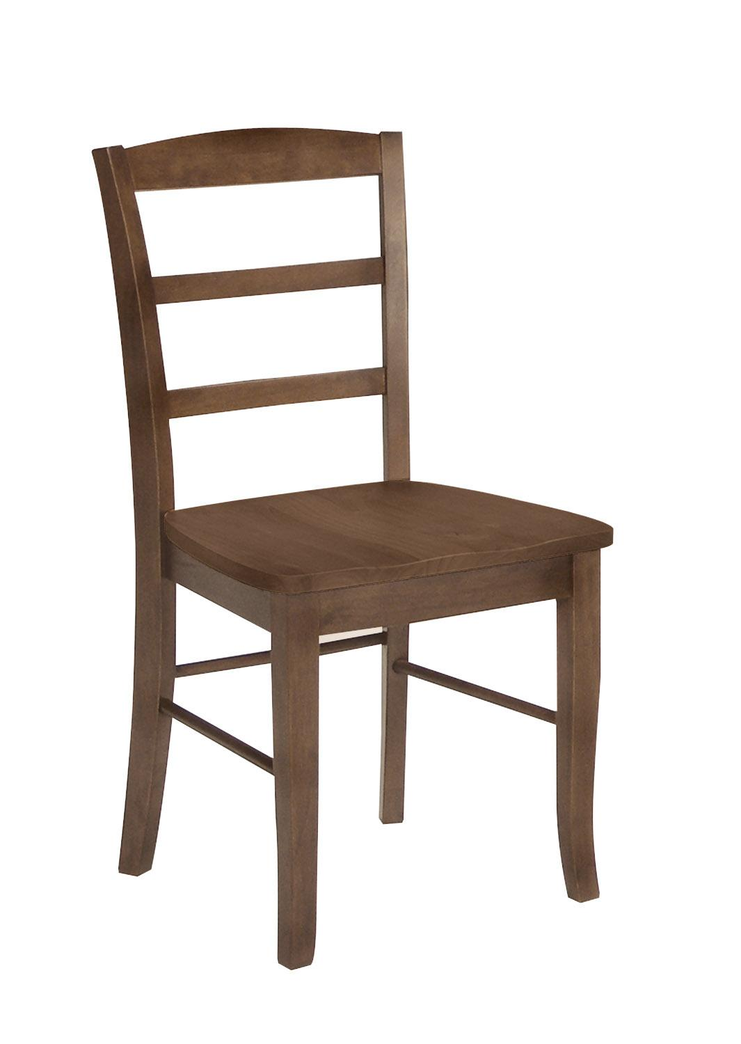 John Thomas Dining Essentials Ladderback Side Chair - Item Number: C04-2