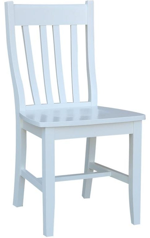 Dining Essentials Cafe Chair by John Thomas at Johnny Janosik