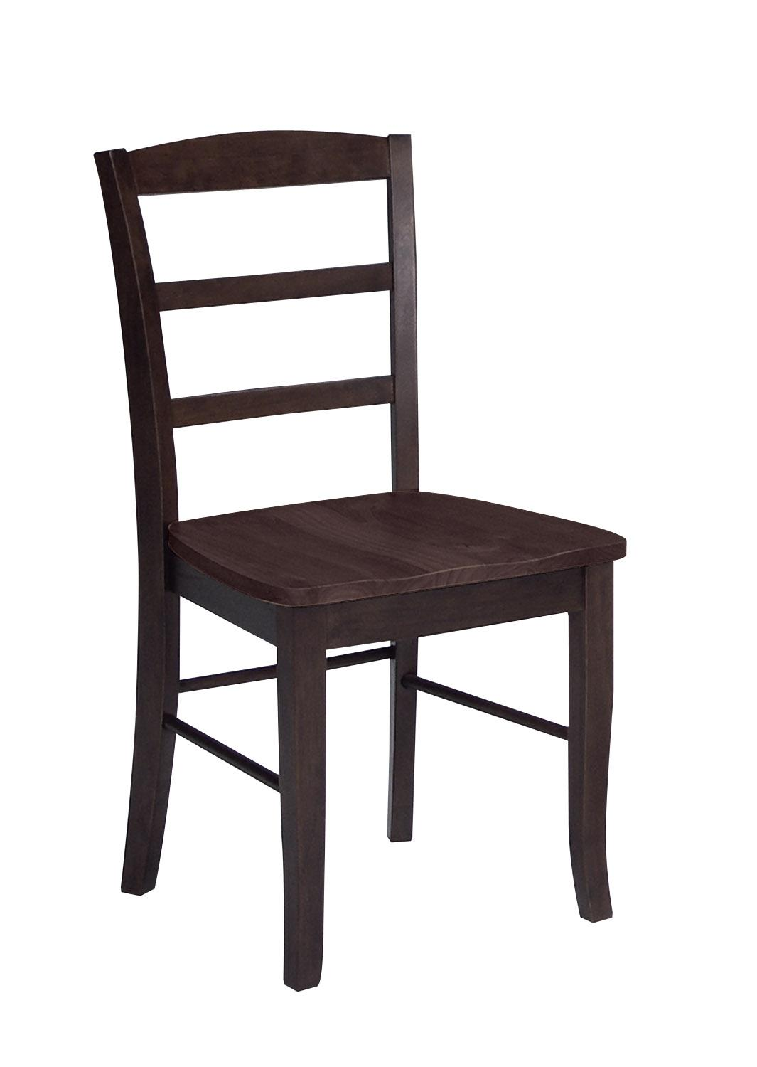 John Thomas Dining Essentials Ladderback Side Chair - Item Number: C15-2