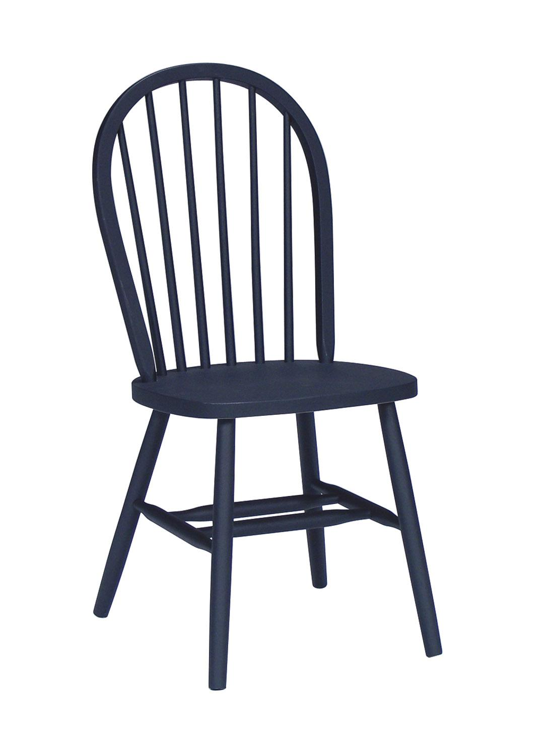 John Thomas Dining Essentials Windsor Dining Side Chair - Item Number: C46-112