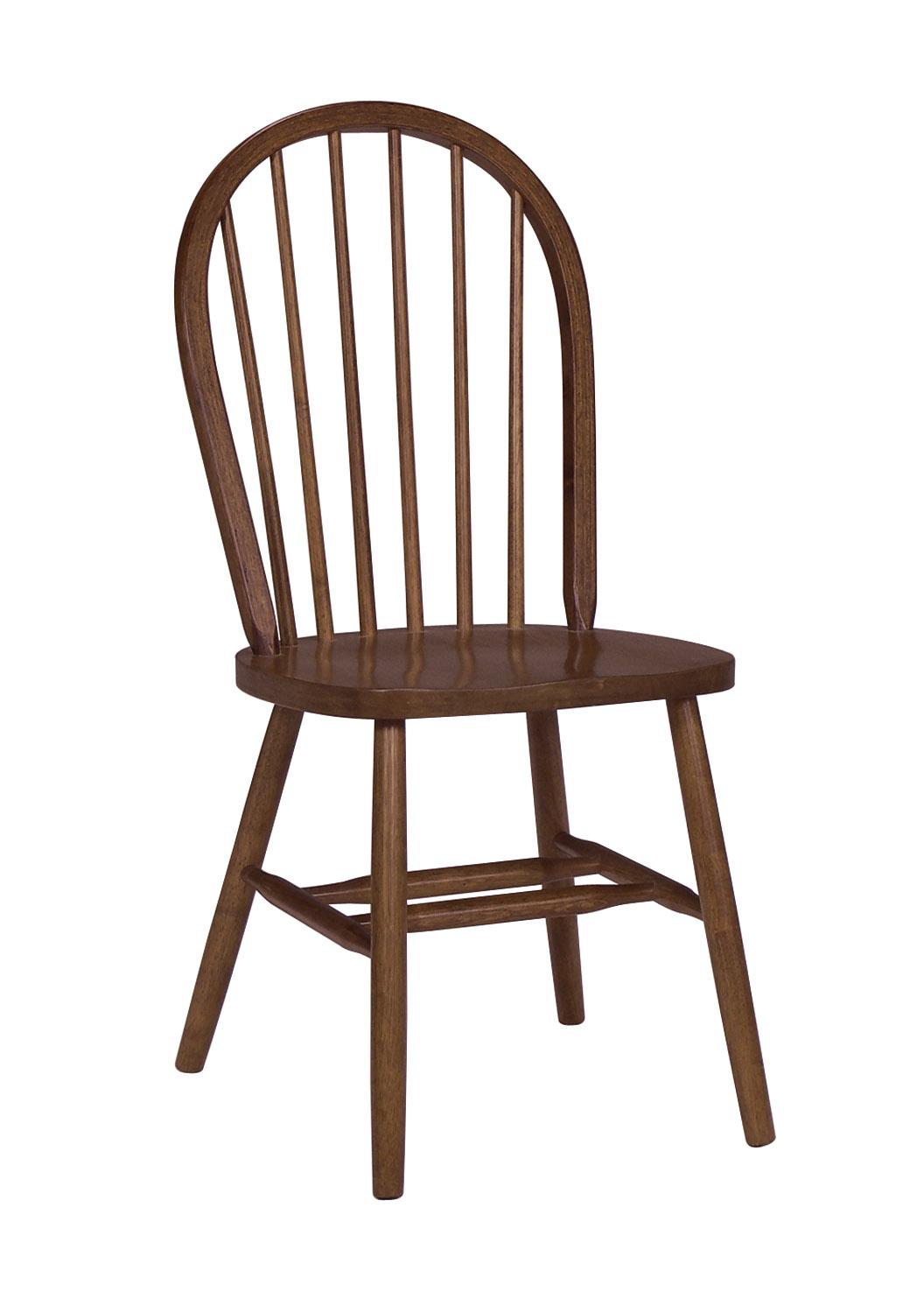 John Thomas Dining Essentials Windsor Dining Side Chair - Item Number: C48-112