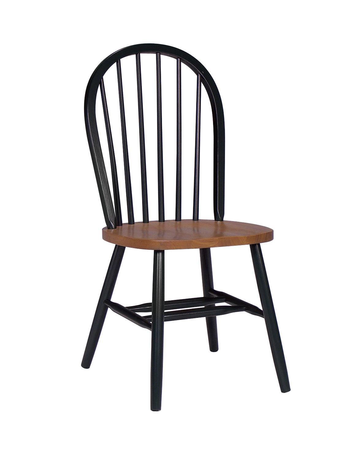 John Thomas Dining Essentials Windsor Dining Side Chair - Item Number: C57-112