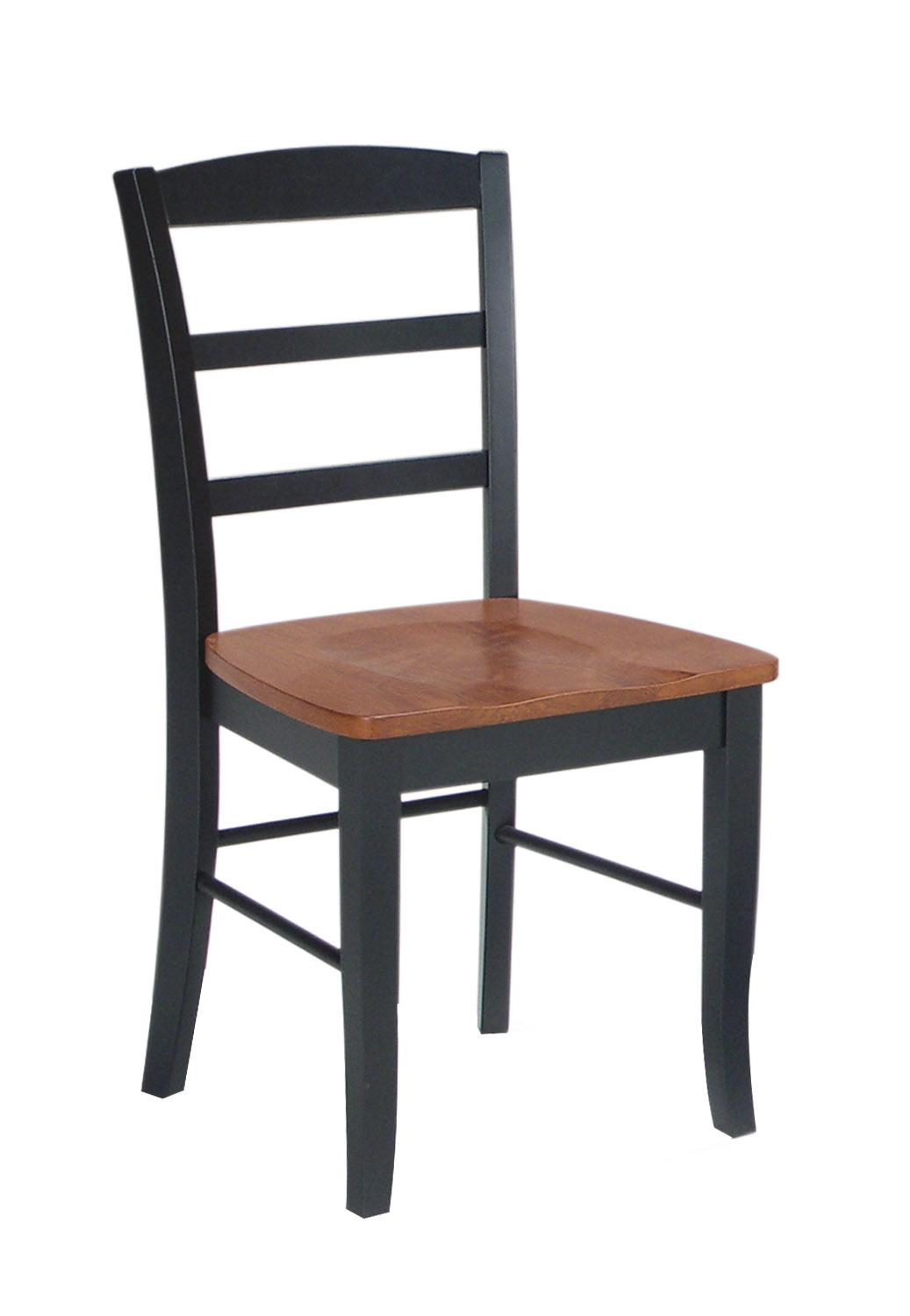 John Thomas Dining Essentials Ladderback Side Chair - Item Number: C57-2